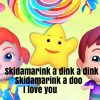 Skidamarink Nursery Rhyme Lyrics