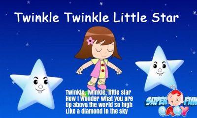 All Posts Tagged Twinkle Little Star Lyrics