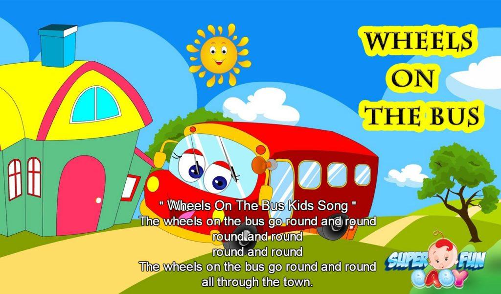 wheels on the bus lyrics
