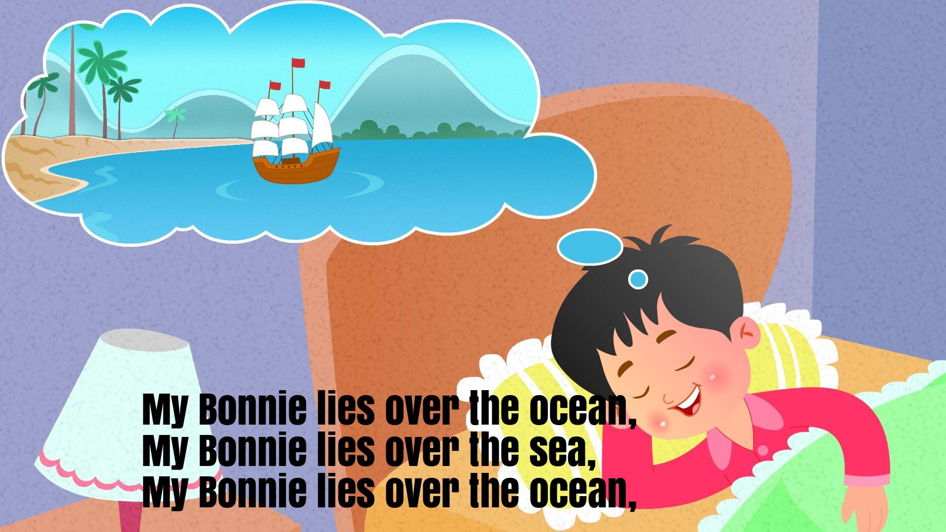 My Bonnie Lies