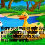 The Ugly Duckling Nursery Rhyme Lyrics