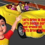 Driving In My Car Song Lyrics