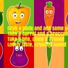 Eat Your Vegetables Nursery Rhyme Lyrics