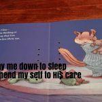 Now I Lay Me Down To Sleep Nursery Rhyme Lyrics