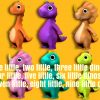 Ten Little Dinosaurs Nursery Rhyme Lyrics