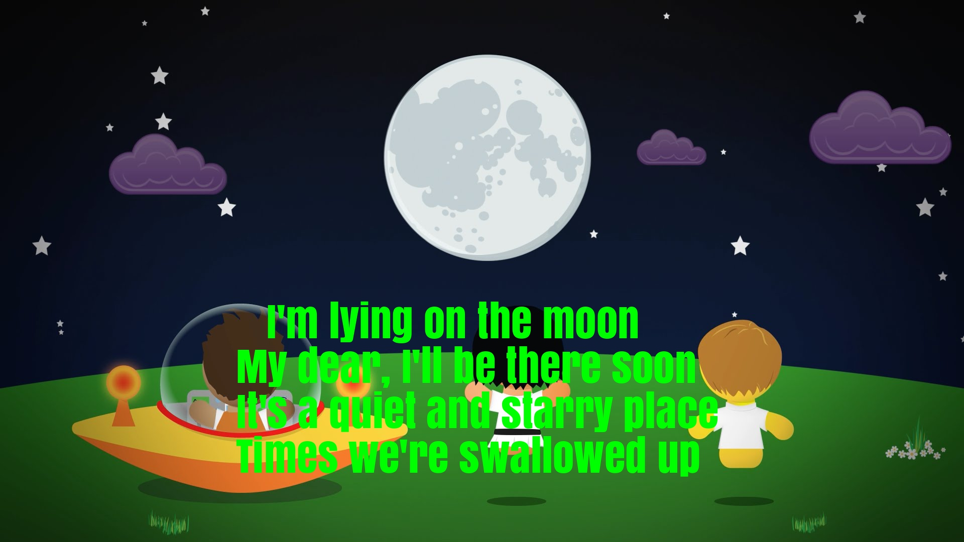The Moon Song Lyrics