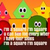 The Shapes Song Nursery Rhyme Lyrics