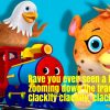 Things That Go Fast Nursery Rhyme Lyrics