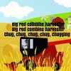 Big Red Combine Harvester Song Lyrics