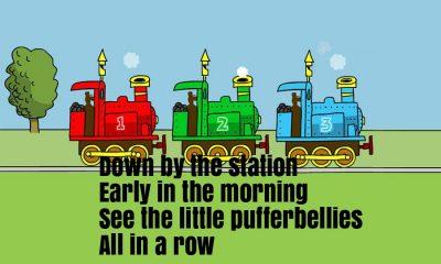 Down-By-The-Station-Nursery-Rhyme-Lyrics