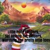 Little Polly Flinders Nursery Rhyme Lyrics