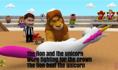The lion and unicorn