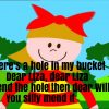 There's a Hole In My Bucket Nursery Rhyme Lyrics