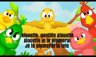 Alouette Rhyme Lyrics