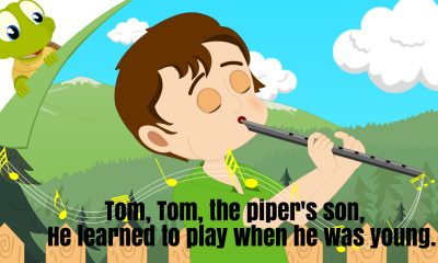 Tom Tom The Piper Son