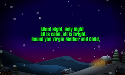Silent Night Nursery Rhyme Lyrics