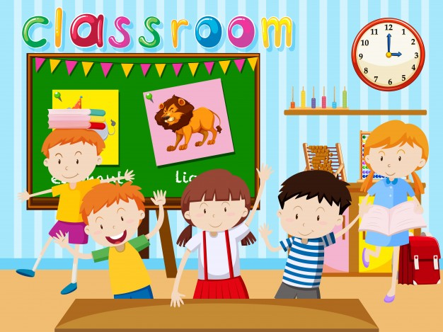 English Action Songs For Class 2