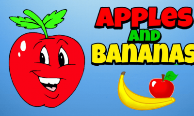 Apples And Bananas Song