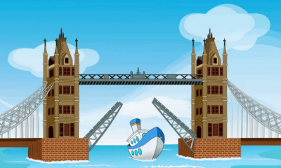London Bridge is Broken Down Nursery Rhyme
