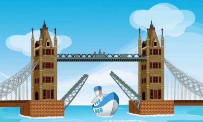 London Bridge is Broken Down Nursery Rhyme