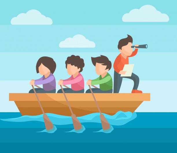 Row, Row, Row Your Boat Lyrics