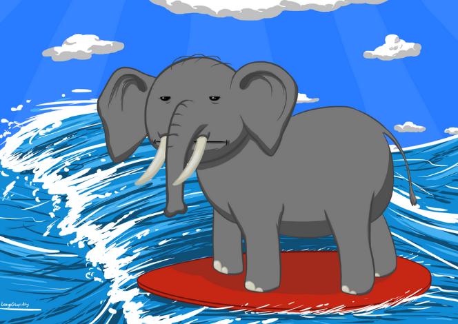 The Elephant Nursery Rhyme