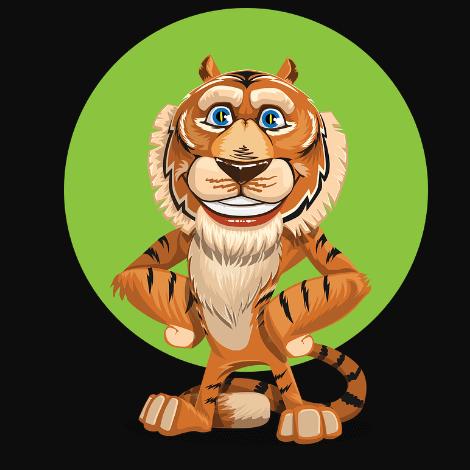 Tiger, Tiger, Orange, and Black! Nursrey Rhyme