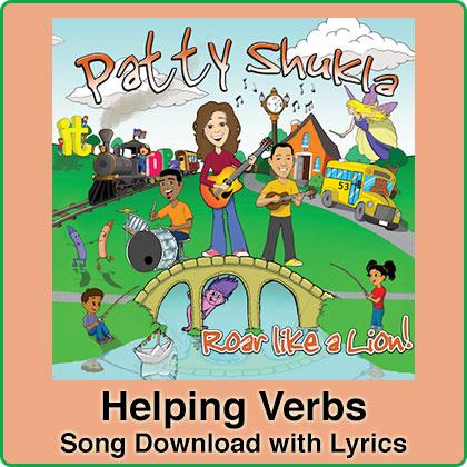 Helping Verbs rhyme lyrics and video