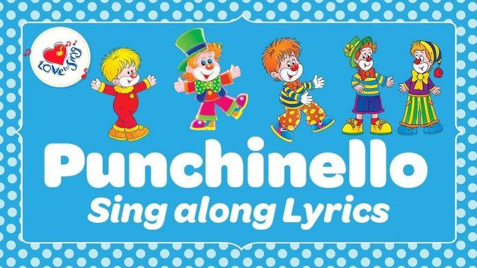 Punchinello Kids song Lyrics And Video
